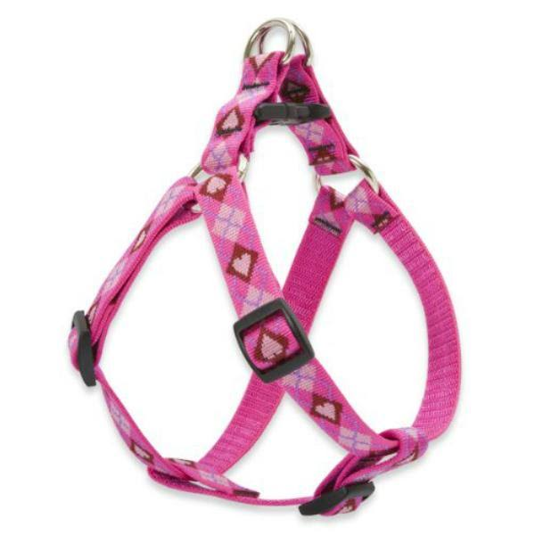 "Lupine Puppy Love Step In Dog Harness - 3/4""x15"", 21"" Girth"