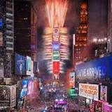 ニューヨーク, ホリデーシーズン, 大晦日, タイムズスクエア