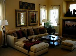 Brown Living Room Decorations by 100 Ideas For Livingroom Yellow Room Interior Inspiration