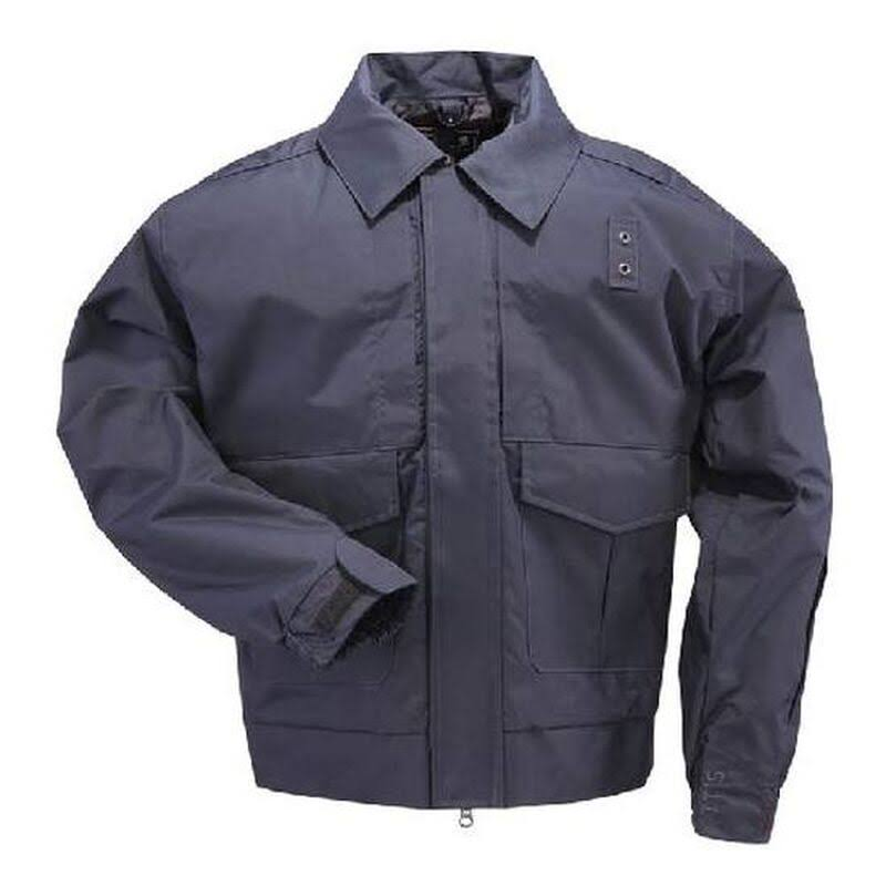 5.11 Tactical 4 in 1 Patrol Jacket - Dark Navy Long Large