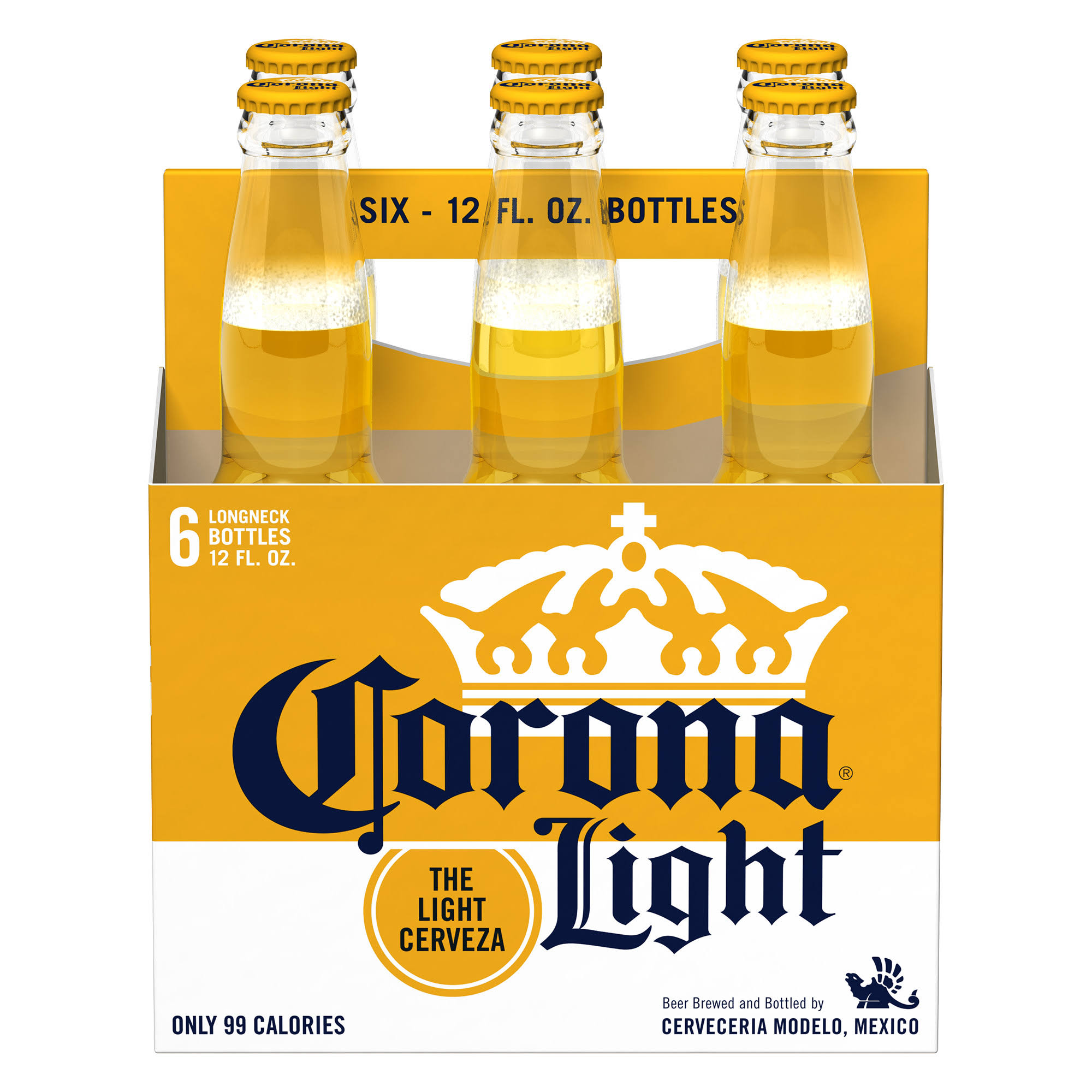 Corona Light Beer - 12oz, 6 Pack