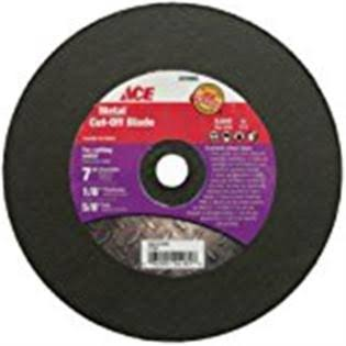 Ace Portable Circular Saw Cut Off Blade