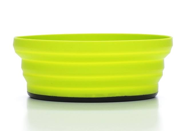 Sea To Summit X-Bowl Collapsible Bowl - Lime