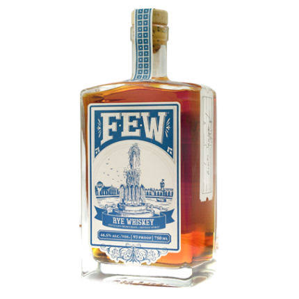 Few Rye Whiskey - 750ml