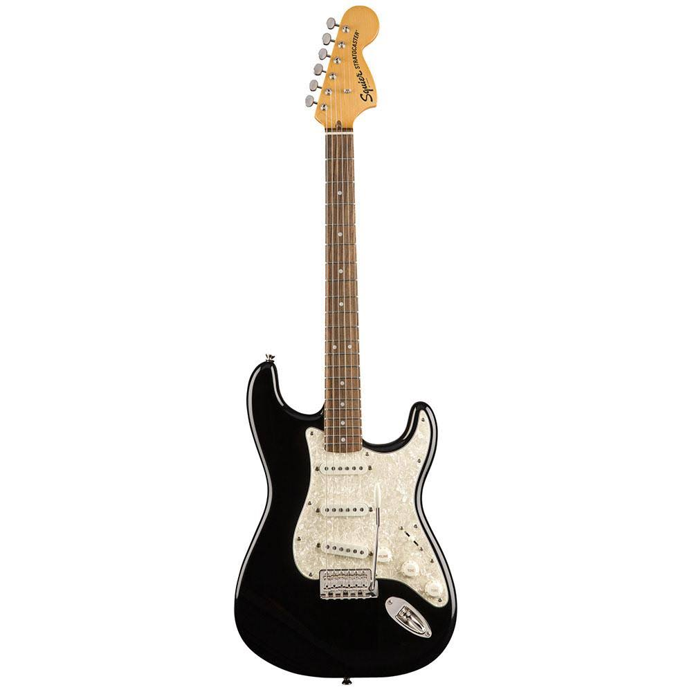 Squier Classic Vibe '70s Stratocaster - Black