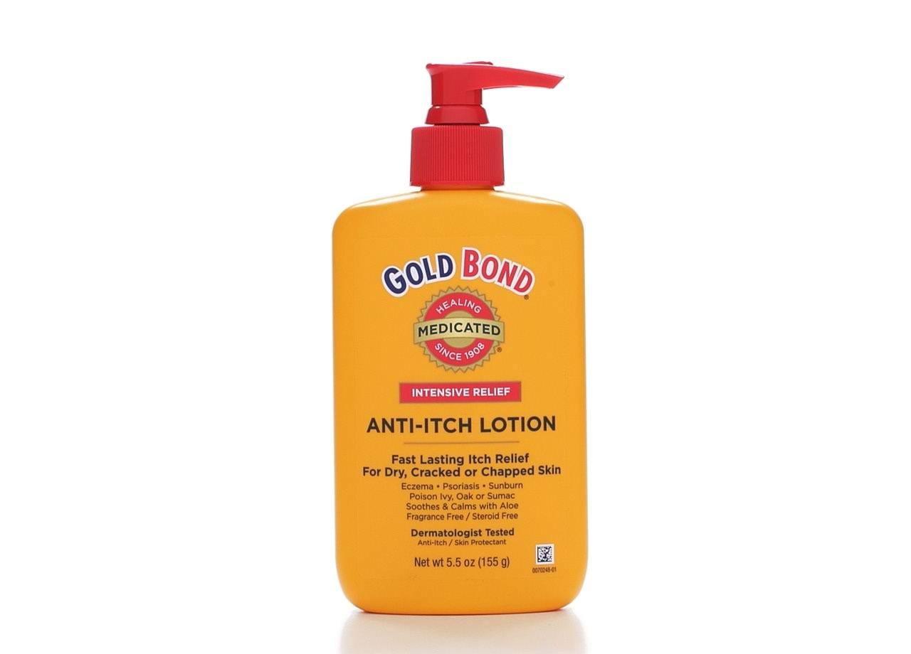 Gold Bond Intensive Relief Medicated Anti Itch Lotion - 5.5oz