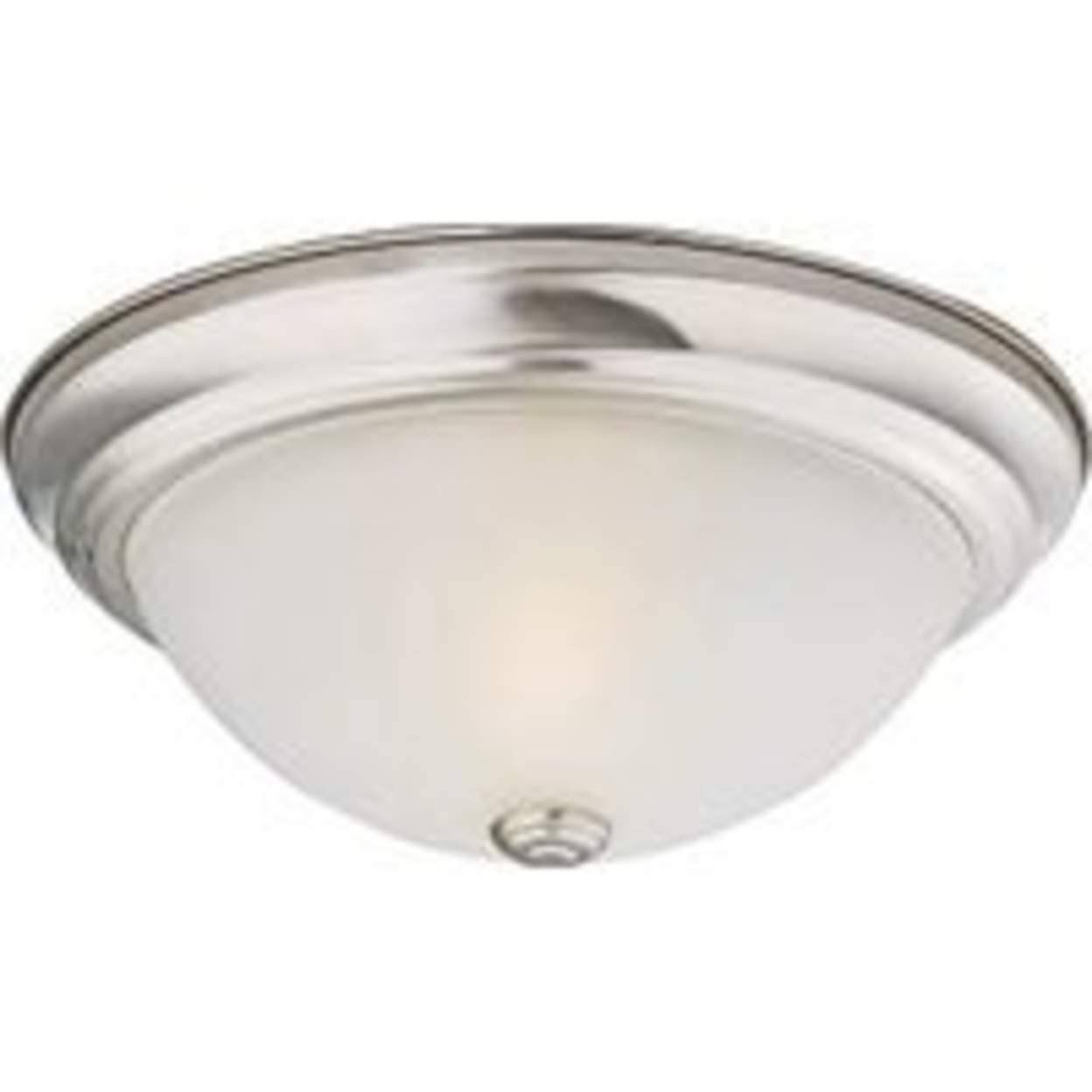 Boston Harbor Ceiling Light Fixture - Brushed Nickel