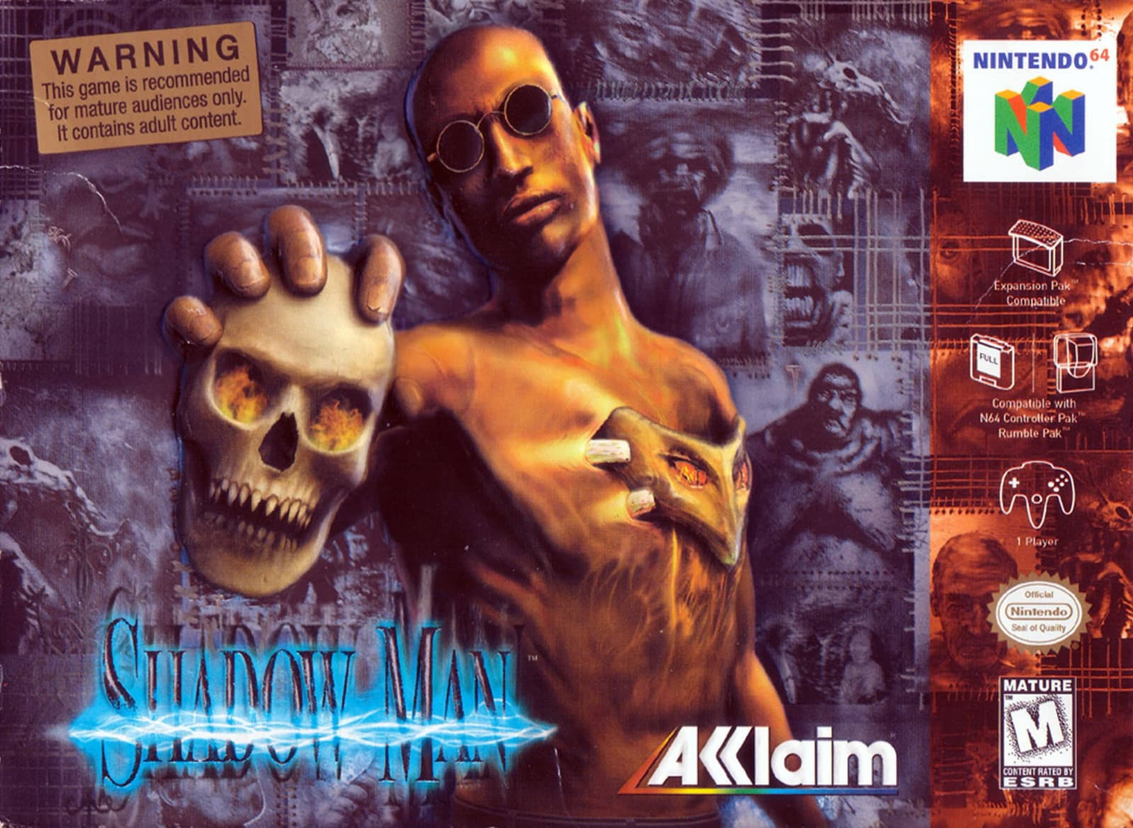 Shadow Man - Nintendo 64