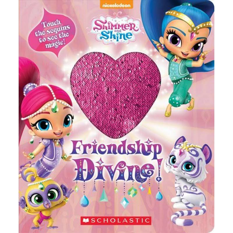 Friendship Divine! - Courtney Carbone