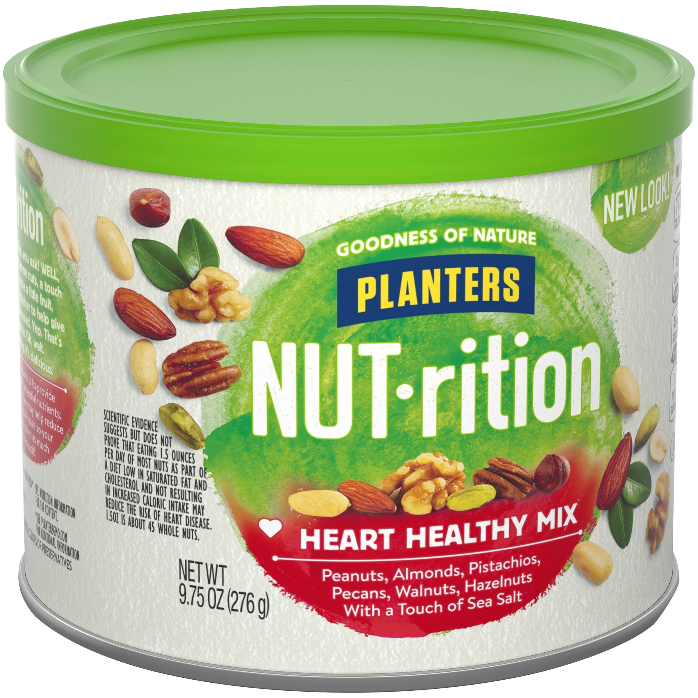 Planters Nutrition Heart Healthy Mix - 9.75oz
