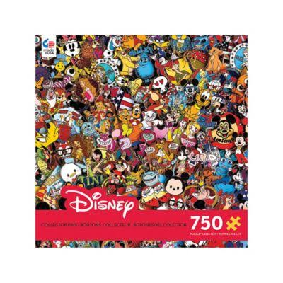 Disney 750-Piece Puzzle Collection