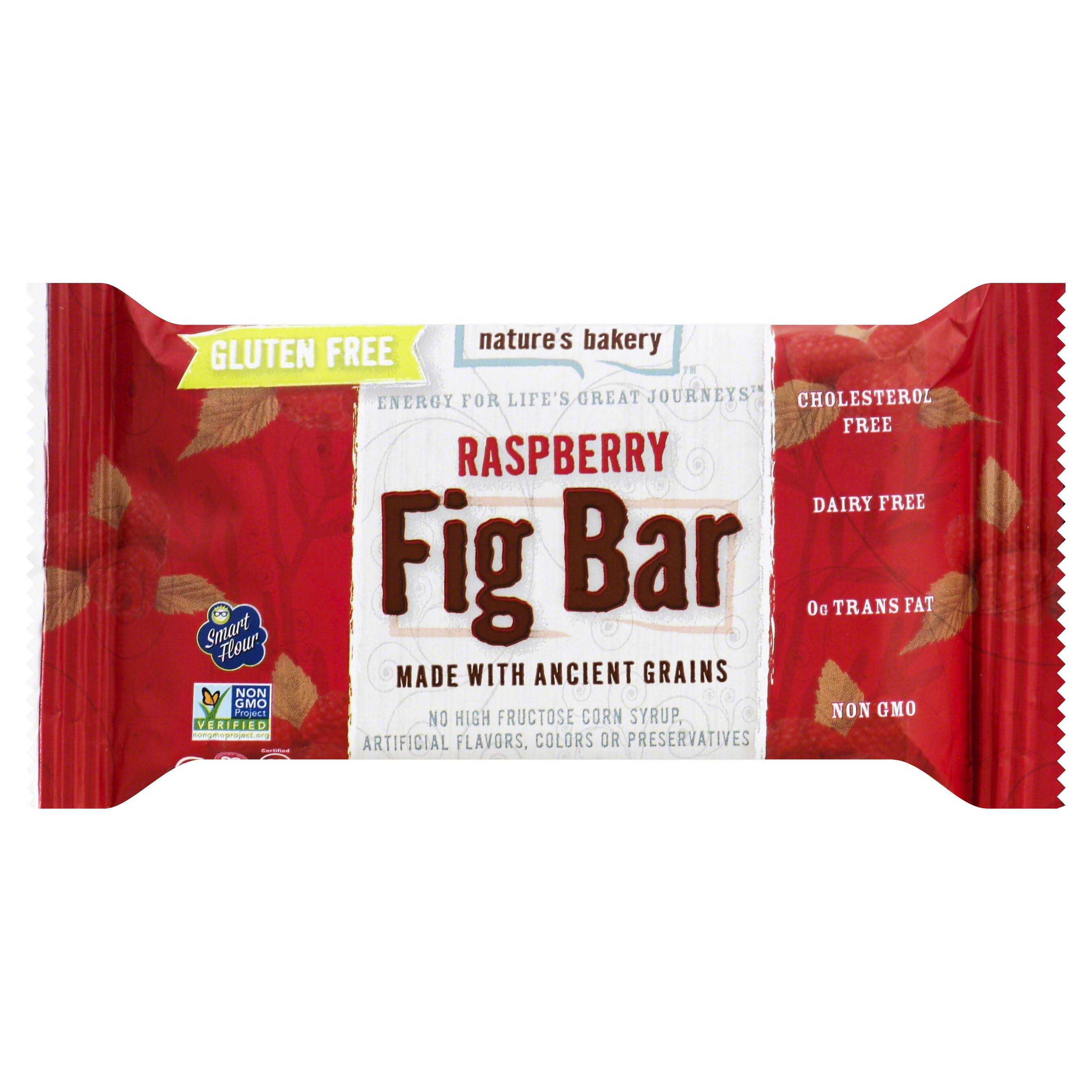 Nature's Bakery Gluten Free Fig Bar - Raspberry, 60ml