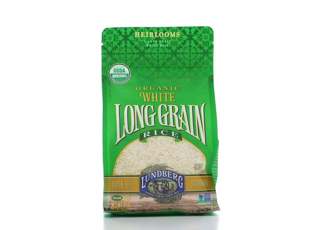 Lundberg Organic White Long Grain Rice