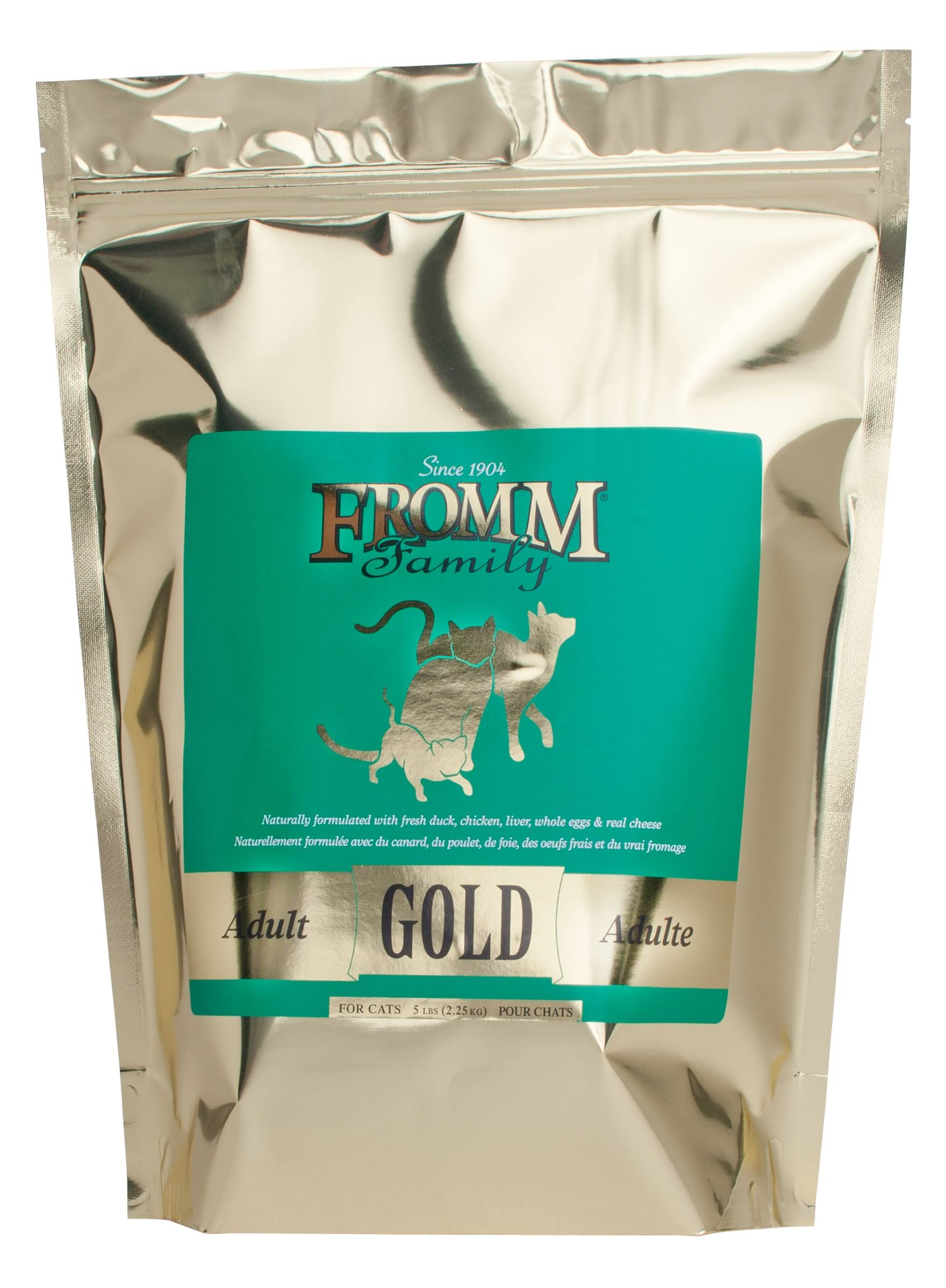 Fromm Gold Adult Dry Cat Food - 15 lb bag