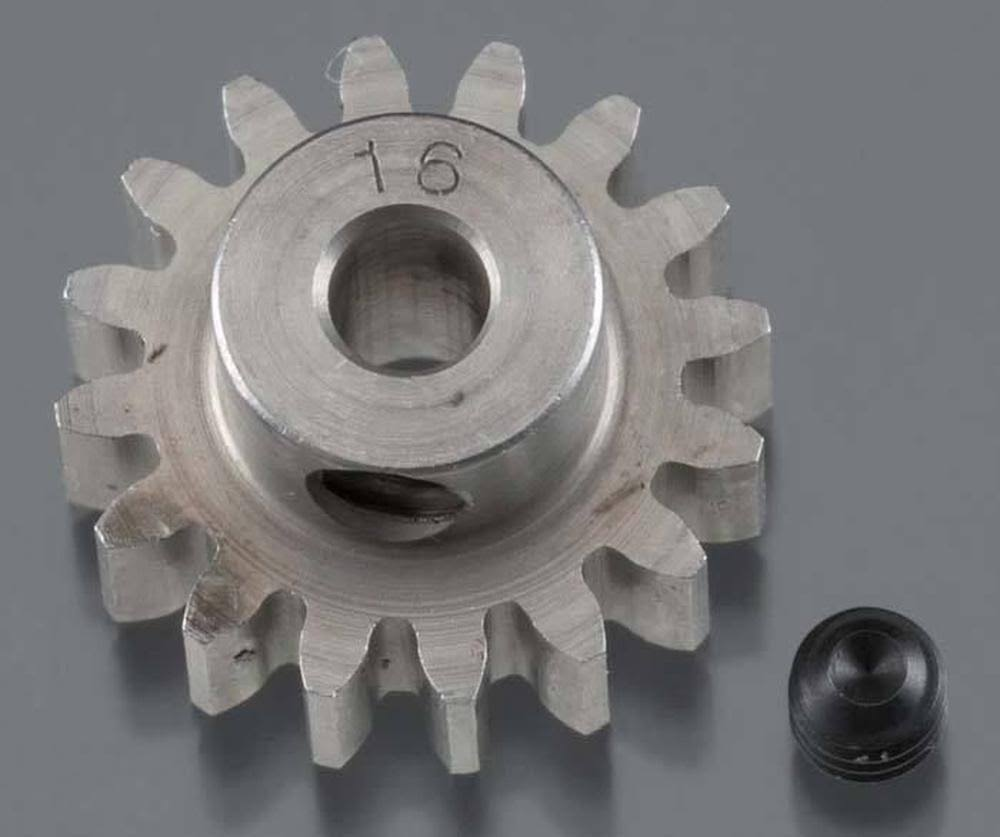 Robinson Racing 1716 Hardened 32p Absolute Pinion Gear - 16t