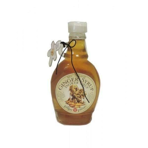 The Ginger People Organic Ginger Syrup - 237ml