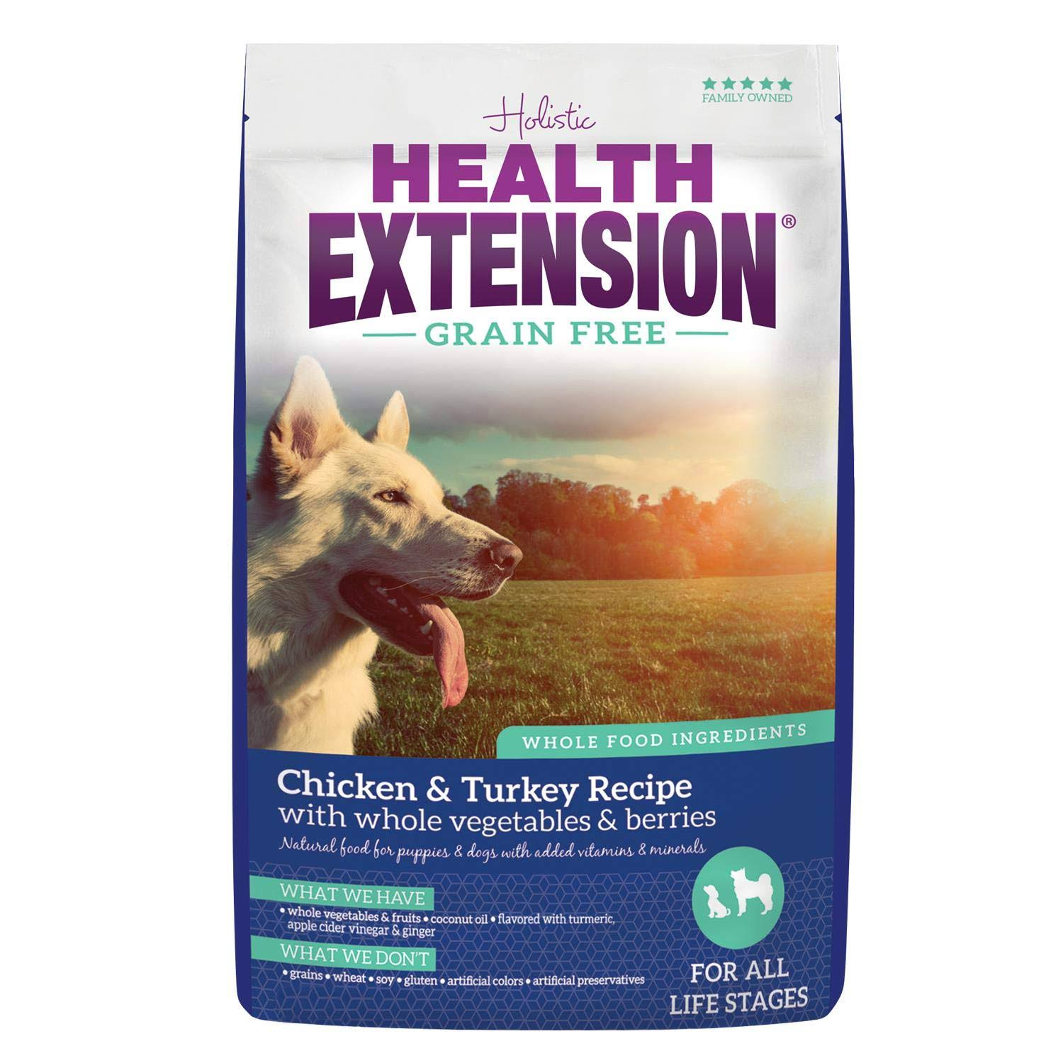 Vets Choice Health Extension Grain Free Dog Food