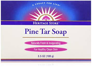 Heritage Products Pine Tar Soap - 3.5oz