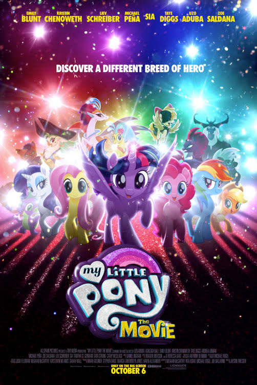 My Little Pony: The Movie-My Little Pony: The Movie