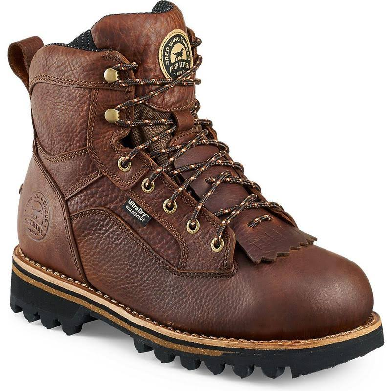 Irish Setter Men's Trailblazer Hunting Boots-10D Brown