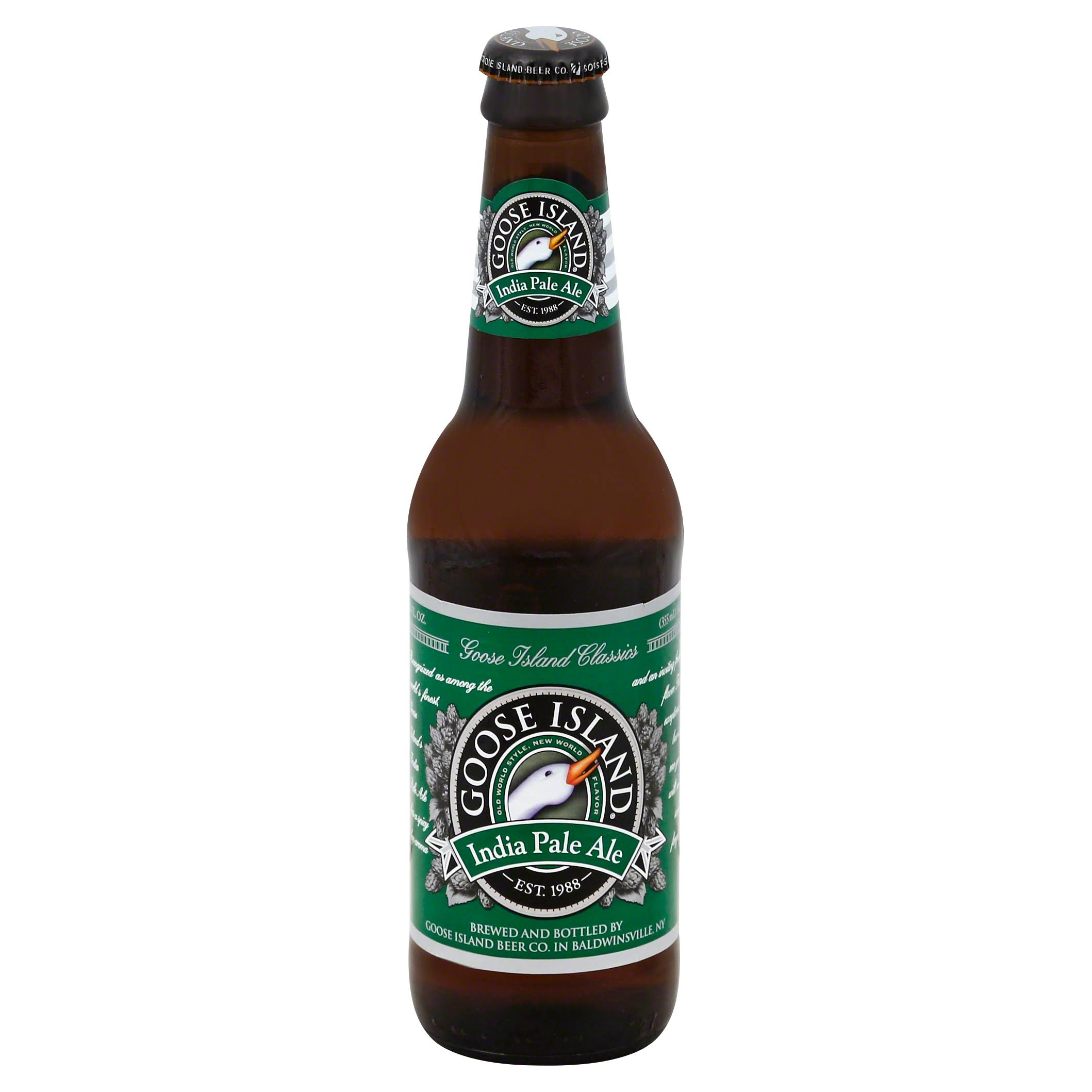 Goose Island IPA Craft Beer - 355ml