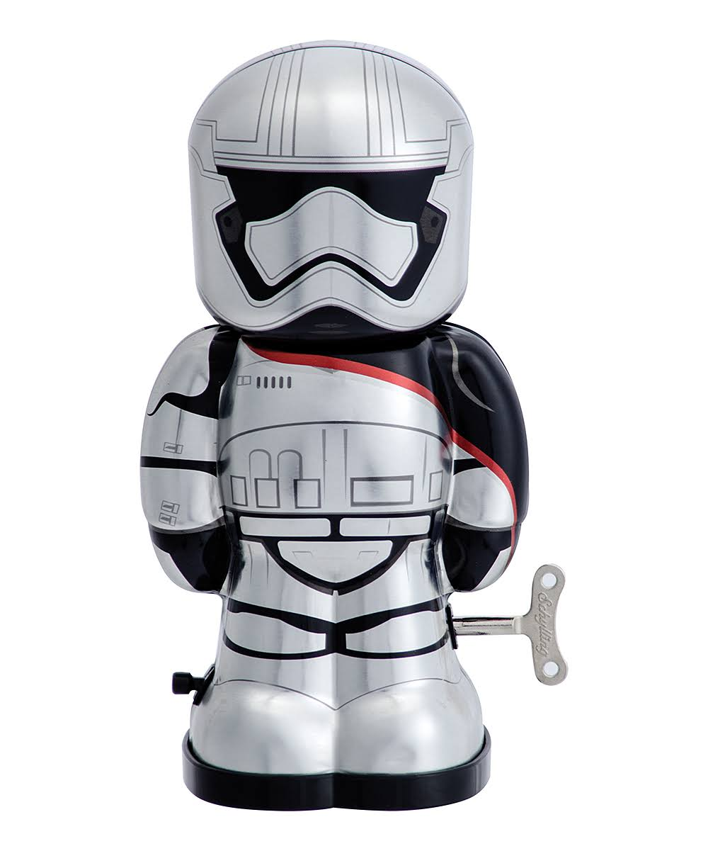 Star Wars Tin Captain Phasma Wind Ups Action Figure