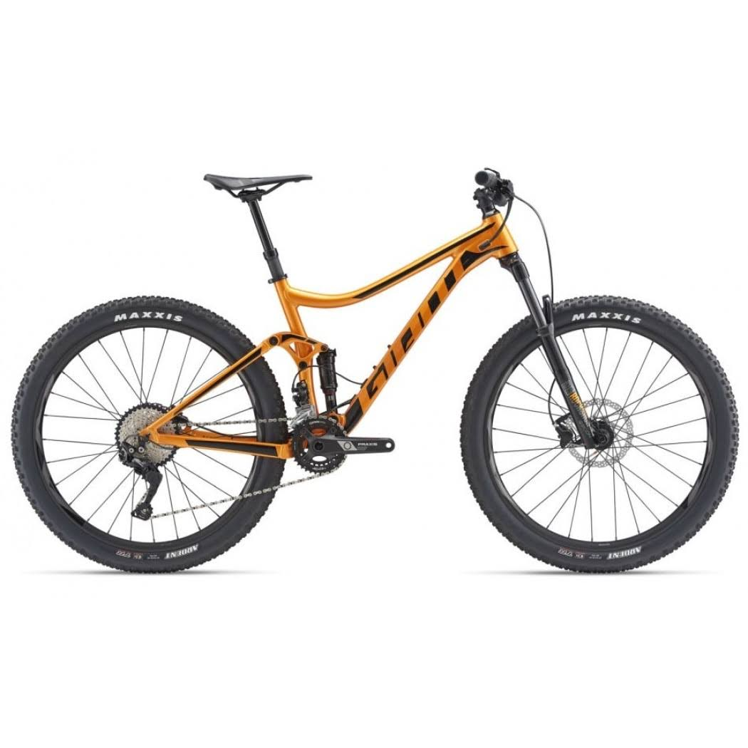 Giant Stance Mountain Bike - Metallic Orange/Black