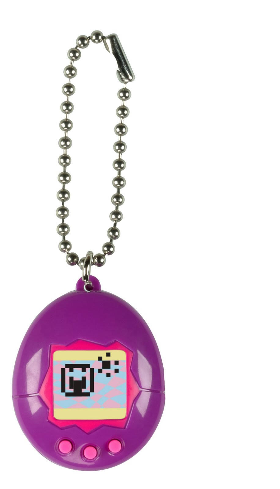 Bandai Tamagotchi Series 2 Virtual Pet - Purple with Pink
