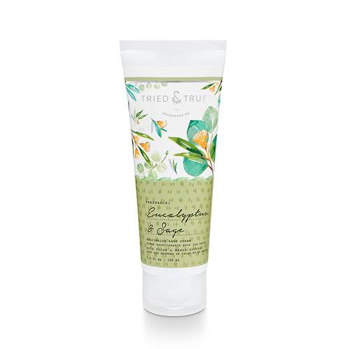 Tried and True Eucalyptus and Sage Hand Cream 100ml