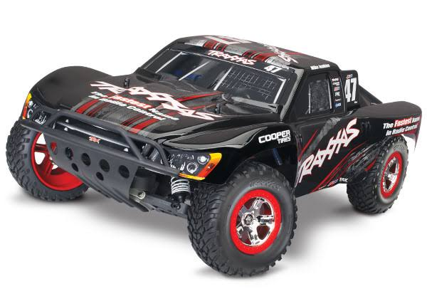 Traxxas Nitro Slash 2WD RTR Short Course RC Truck with TSM