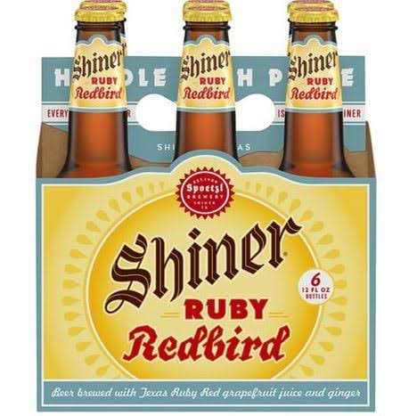 Shiner Wild Hare Pale Ale Beer - 12oz, 6pk