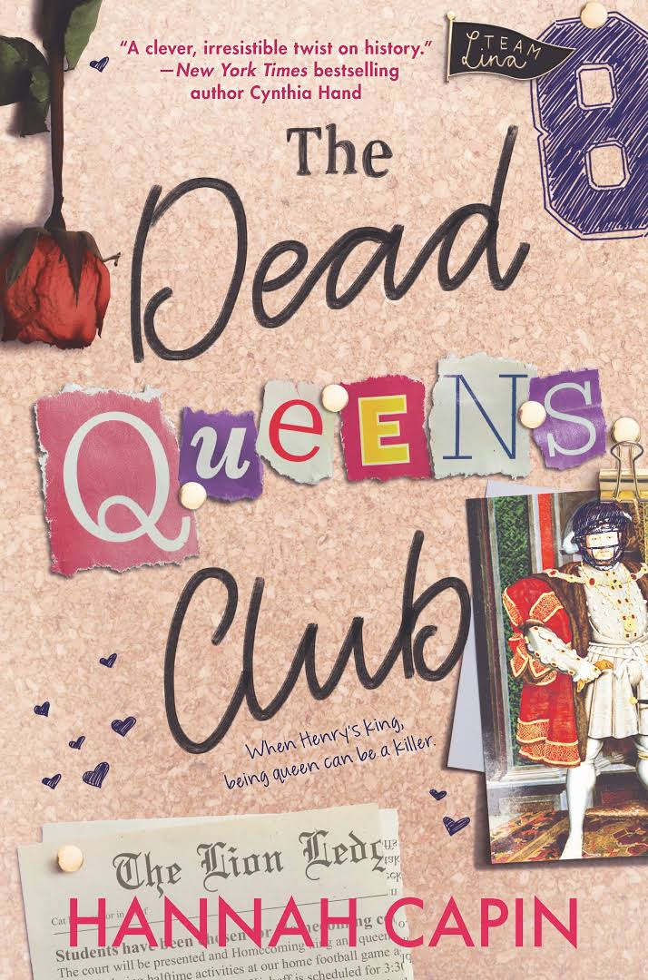 Image result for The Dead Queens Club by Hannah Capin