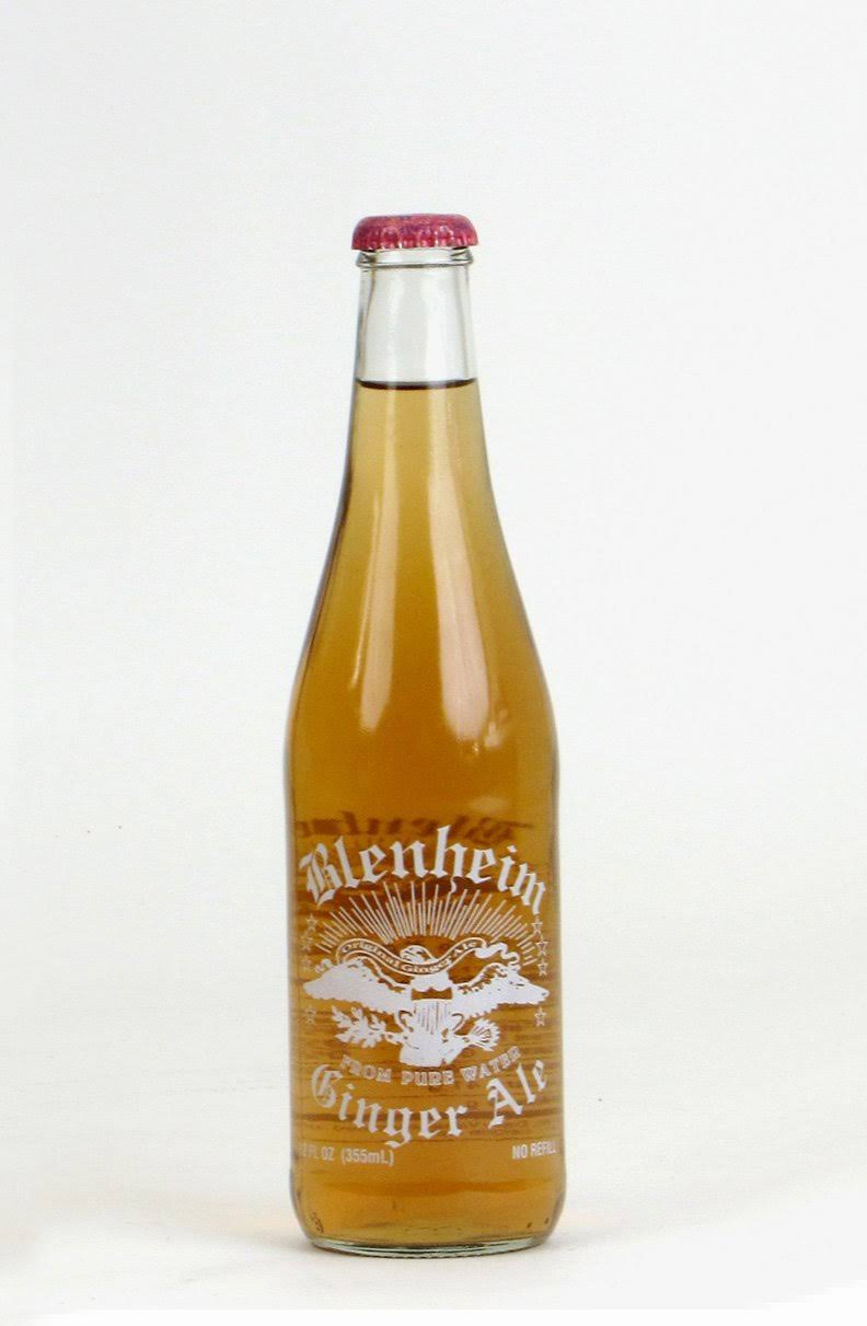 Blenheim Ginger Ale - 12oz