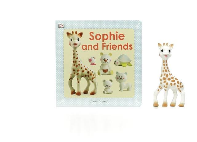 Vulli Sophie and Friends La Giraffe Toy Set