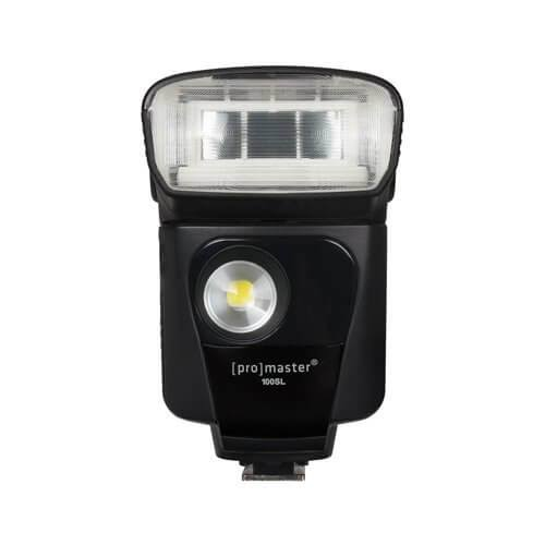 Pro Master 100sl Speedlight for Canon Flash Kit