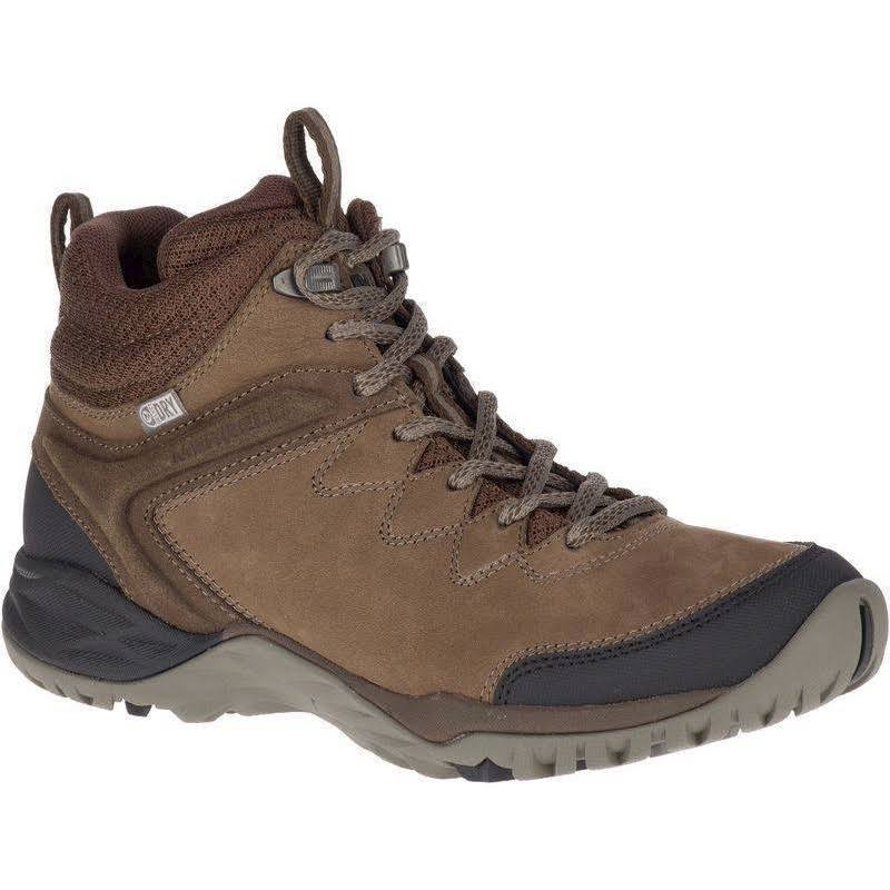 Merrell Womens Siren Traveller Q2 Mid Waterproof Hiking Boots