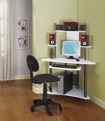 Small Corner Computer Desk Target by Bedroom Desks For Small Spaces Computer Desk With Drawers Desks