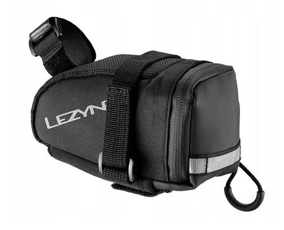 Lezyne Caddy Saddle Bag - Medium, Black