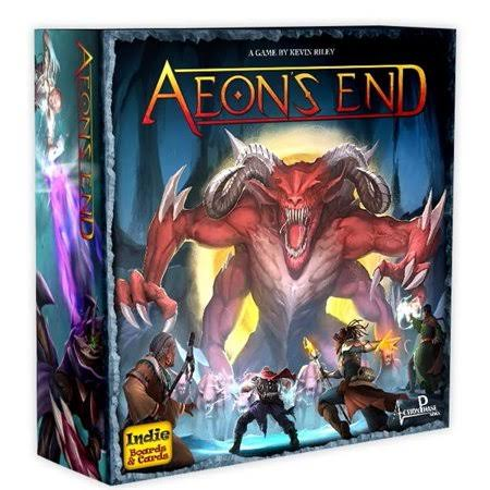 Indie Aeon's End: Second Edition Card Game