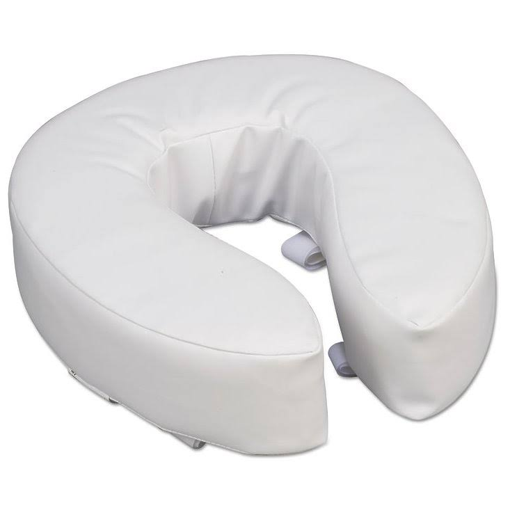 DMI Vinyl Cushion Toilet Seat