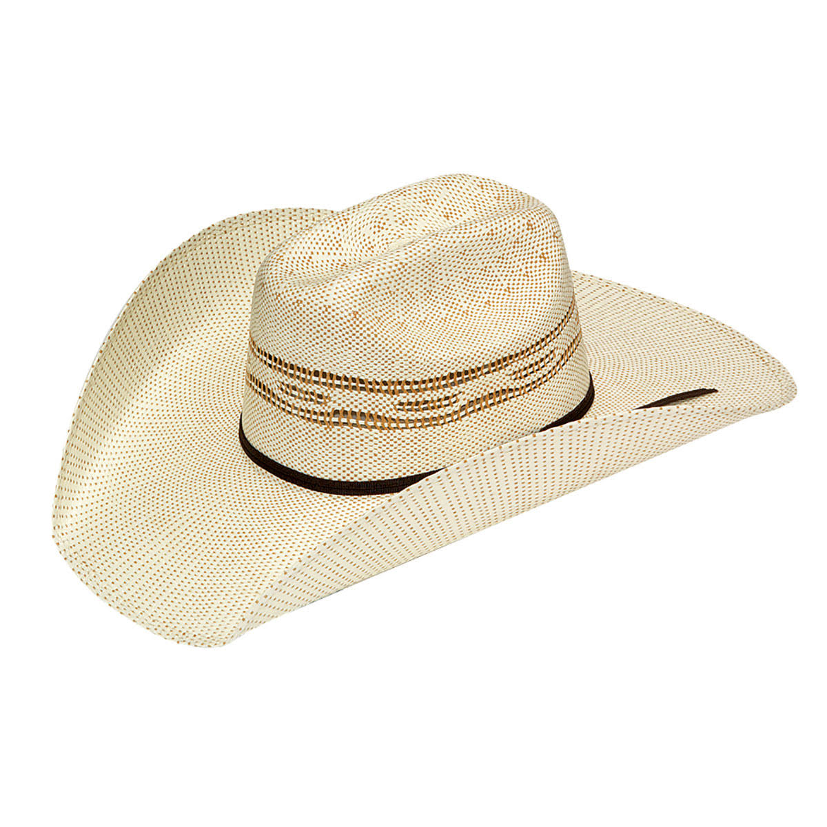 Twister Bangora Maverick Cowboy Hat - Natural/Tan
