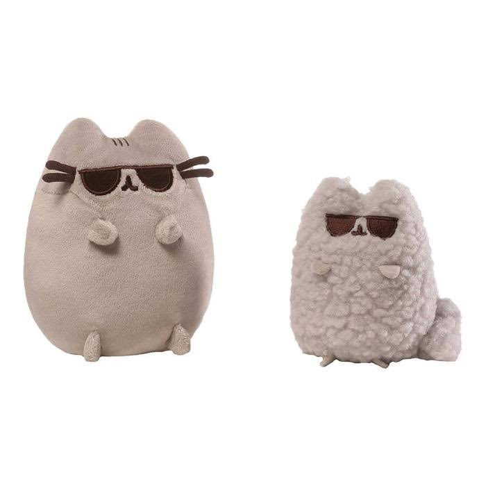Gund Pusheen and Stormy Sunglasses Collector Set