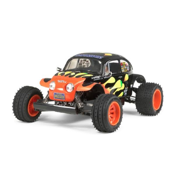 Tamiya Blitzer Beetle EP 2WD RC Cars Buggy Off Road Model Kit - 1:10 Scale
