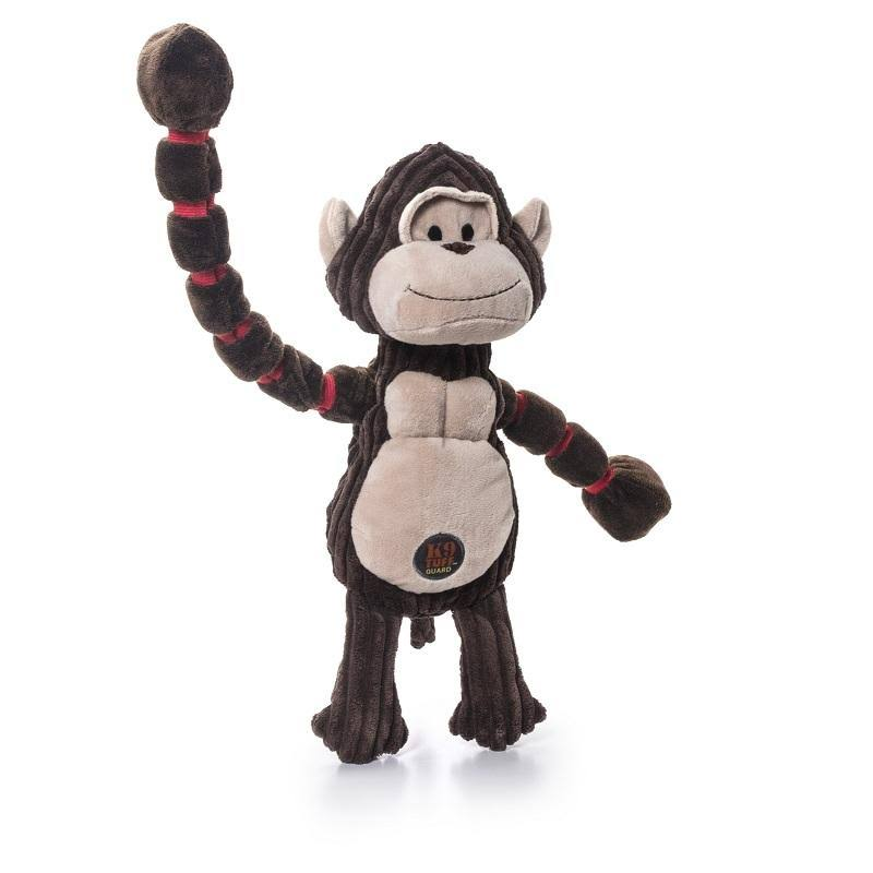 Charming Pet Thunda Tugga Gorilla Dog Toy