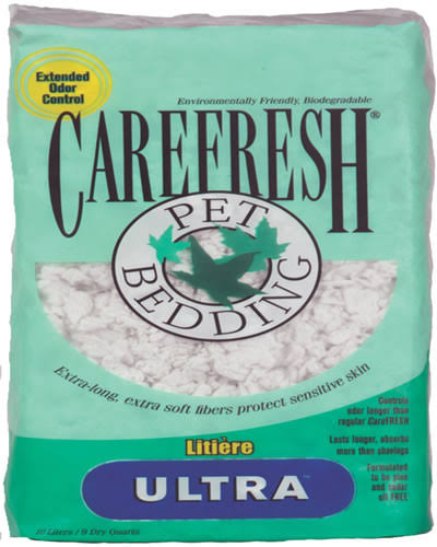 Absorption Carefresh Pet Bedding Ultra