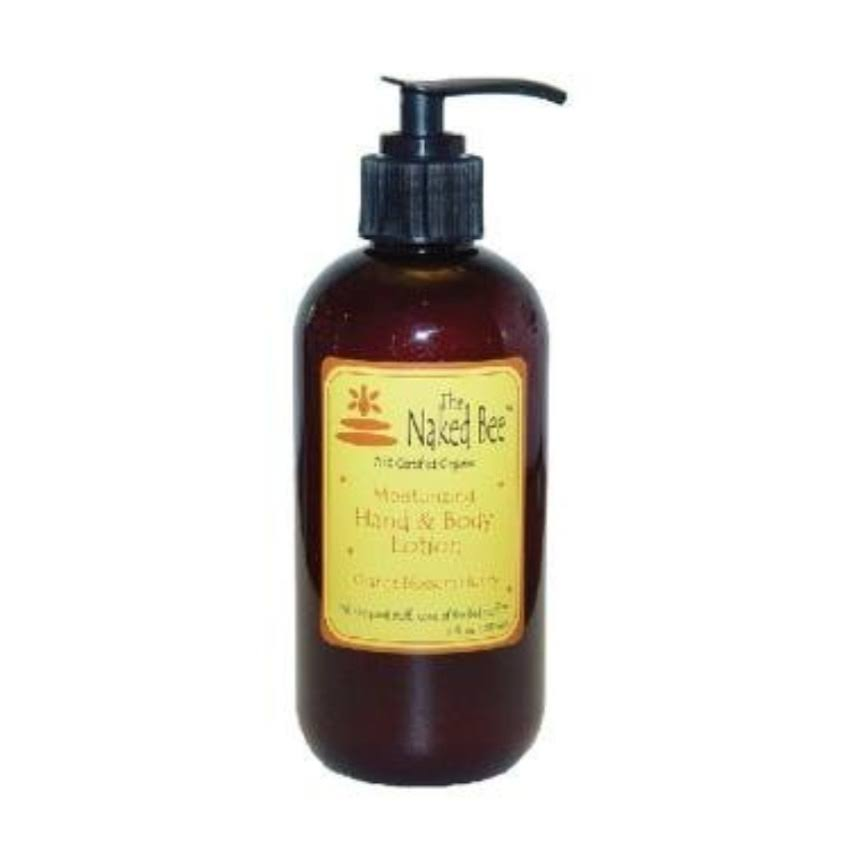 The Naked Bee Moisturizing Hand & Body Lotion - Orange Blossom Honey