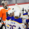 Without Sean Couturier, Philadelphia Flyers fall to Buffalo Sabres 6-1