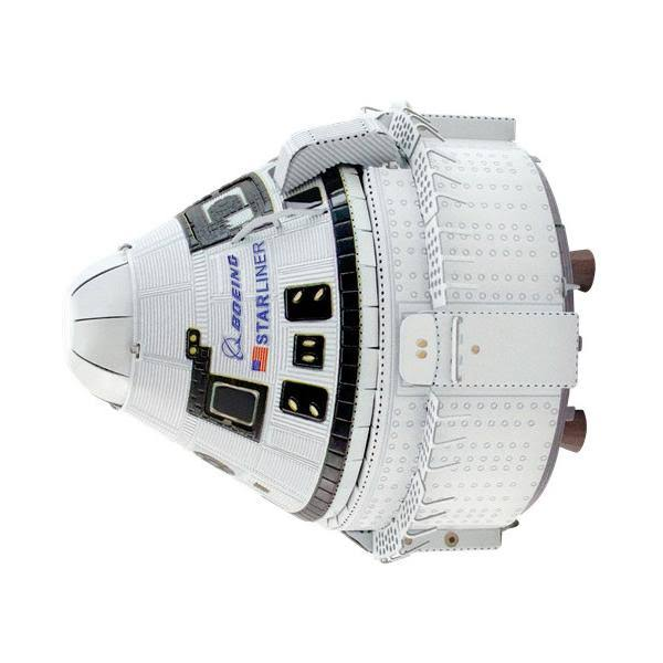 Metal Earth Boeing Starliner 3D Model Kit