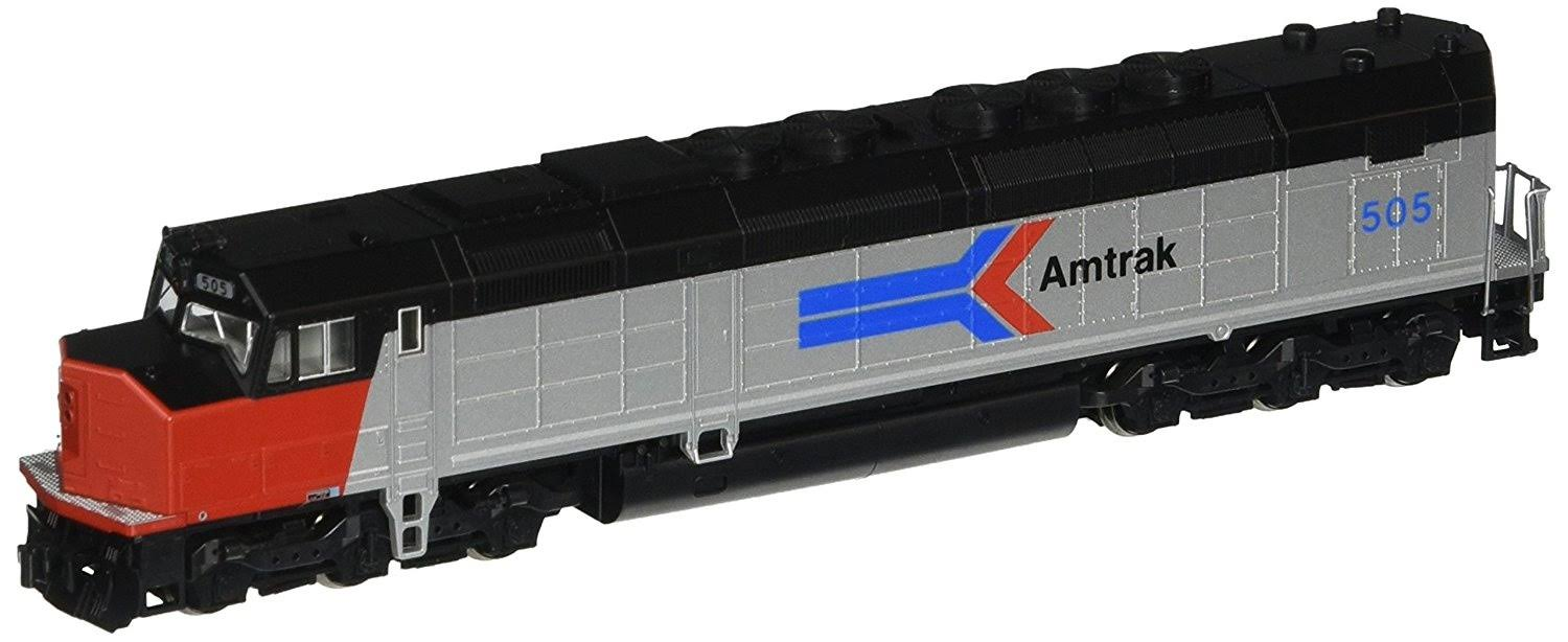 Kato 176-9202 N Amtrak EMD SDP40F Type I, Phase I Paint #505