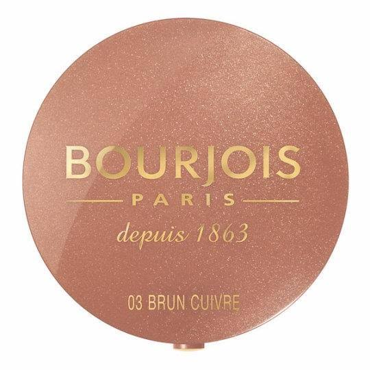 Bourjois Little Round Pot Blusher - 2.5g